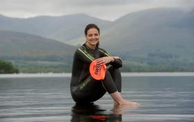 Olympian Keri-anne Payne launches the Great East Swim 2016