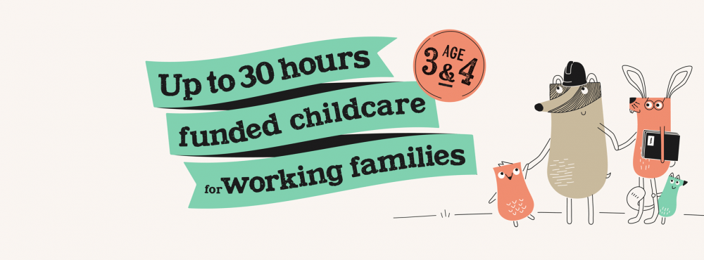 Up To 30 Hours Funded Childcare For Working Families Who Can Receive This And When