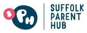 Suffolk Parent Hub logo